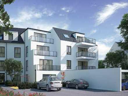 Neubau-Penthouse-Wohnung mitten in Refrath zu vermieten