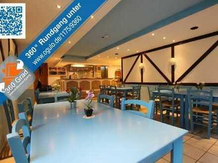 Renovierte Gaststätte mit 4 Zi.-ETW und Balkon im Weilheimer Städtle