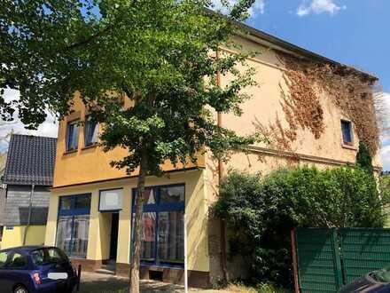 Freistehendes Wohn- und Geschäftshaus in Do.-Mengede-Zentrum