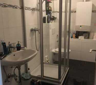 Sanierte 1-Zimmer-Wohnung mit Gartenblick