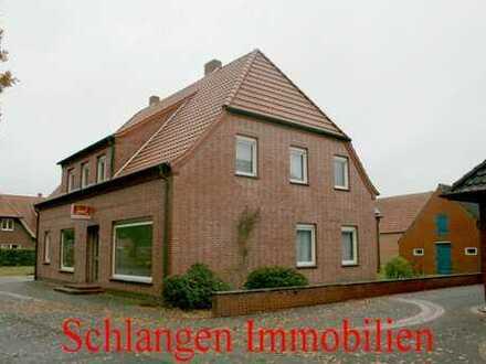 Objekt-Nr. 18/714 Wohn-, Geschäftshaus Werkstatt, Halle u. Stall in Friesoythe OT Markhausen