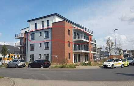 Erstbezug mit EBK und Balkon: exklusive 3-Zimmer-Wohnung in Grevenbroich