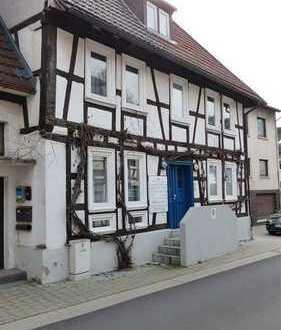 Besonderes Fachwerkhaus im alten Ortskern von Nidderau-Windecken