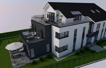 Großzügige Neubau-Wohnung in Helpup geplant!