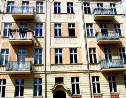 Denkmalgeschützter Jugendstilaltbau in bester Lage der Gubener Vorstadt