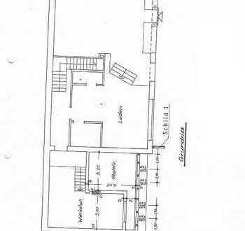 Zweifamilienhaus mit Gewerbefläche und Ausbaureserve