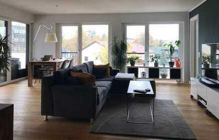 Grosszügige 4,5-Zimmer-Whg. mit Balkon und Loggia im KORONEO