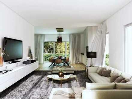 Gartengeschoss – Wohnung mit Großzügiger Terrasse - Wohnung 1
