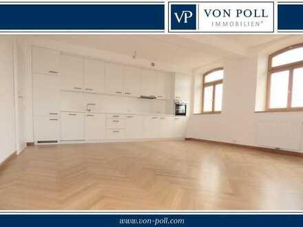 2-Zimmer-Wohnung mit Einbauküche in Oettingen