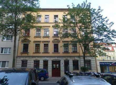 2-Zimmer-Eigentumswohnung in denkmalgeschütztem Mehrfamilienhaus in ruhiger Lage von Dresden Plauen