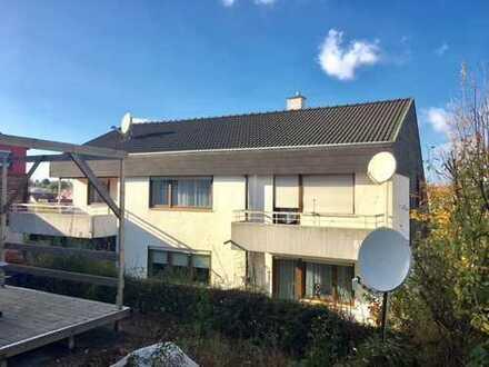 Kuschelige Wohnung mit großer Terrasse