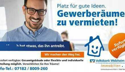 Platz für neue Ideen - Gewerberäume in Cottenweiler