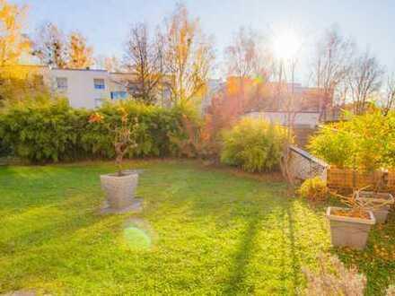 Klasse! | Sonnig, hell, ruhig, modern | Schöner Privatgarten von ca. 215 m² | Südterrasse