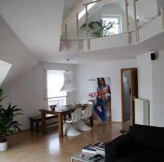 Außergewöhnliche Maisonette-Wohnung
