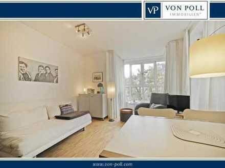CHARMANT & APART. Hübsche 2-Zimmerwohnung am Viktualienmarkt.