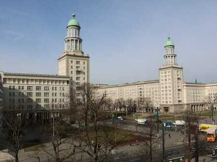 Bezugsfreie 2-Zimmer-Wohnung mit Balkon am Frankfurter Tor