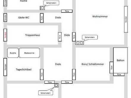 Ansprechende 4-Zimmer-Wohnung mit Balkon im NW von Ingolstadt/Gaimersheim (Allergiker geeignet).