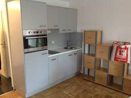 1Zimmer Wohnung in Stuttgart Wangen modernesiert