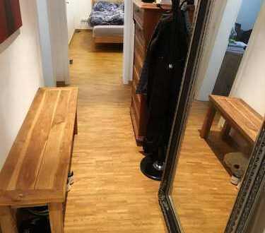 Stilvolle, möblierte 2-Zimmer-Wohnung in Neuhausen, München