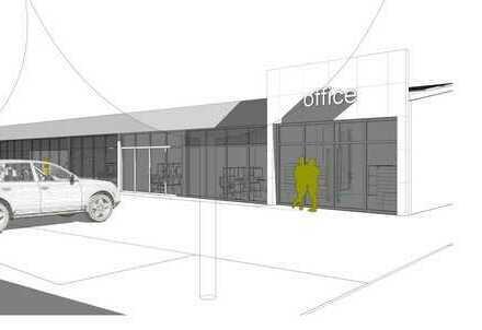 Büro- und Gewerbeflächen (Verkaufsfläche |Ausstellungsfläche) 450 m² bis 1.700 qm