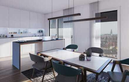 Stimmungsvolle 3-Zimmerwohnung mit herrlichem Ausblick