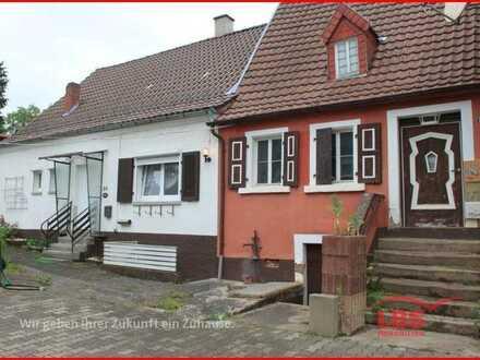 Kleines Haus mit Garten