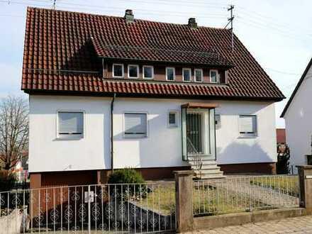 Gepflegtes 1-2 Familienhaus in ruhiger Ortsrandlage, Winterlingen/Fachberg