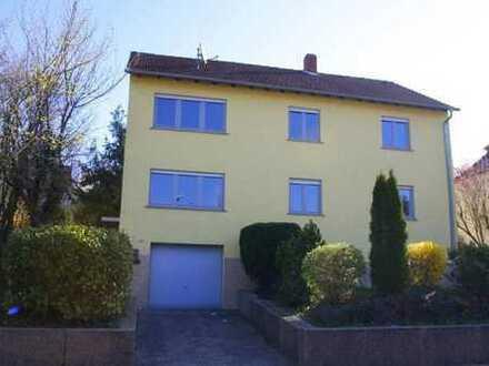 KL-Otterbach: Freistehendes Zweifamilienhaus mit Garage