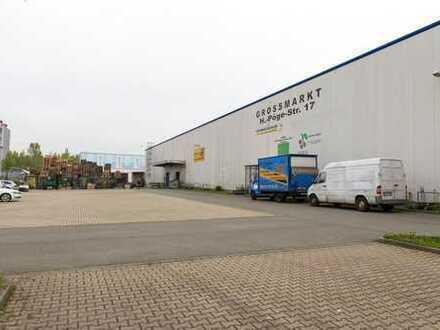 Hervorragend zur Logistiknutzung geeignete Gewerbeimmobilie