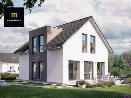 Stylisches Einfamilienhaus mit gehobener Ausstattung & Freiraumwandhöhen von 2,75m