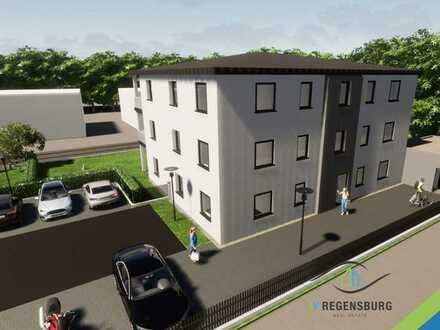 *Parzelle 25 - Wohnen im Städtedreieck* Modernes Mehrfamilienhaus in KfW-55-Bauweise