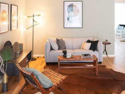 Mitten im Leben! Durchdachte 2-Zimmer-Wohnung mit Balkon im Tübinger Zentrum