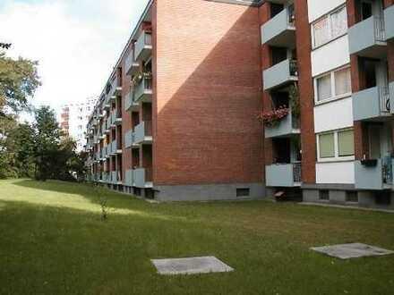 3-Zimmerwohnung im Grünen