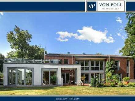 Elegante Stadtvilla der Extraklasse in Emsdetten