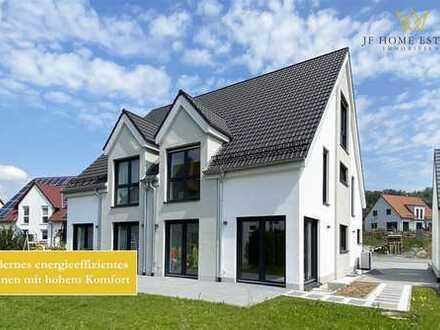 Modernes energieeffizientes Wohnen mit hohem Komfort