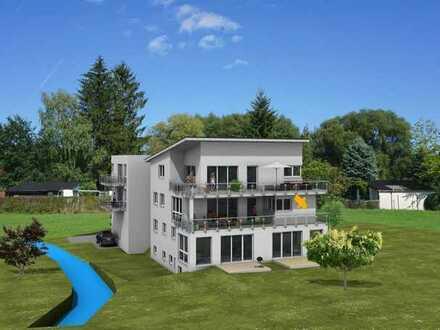 Attraktives Apartment 126 m² u. herrliche Außenterrasse