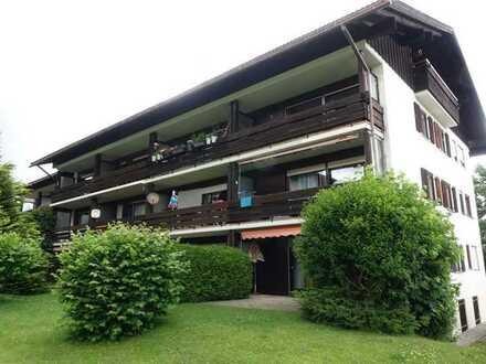 Sonnige Wohnung mit vier Zimmern (davon ein separates 1-Zi-Appartement)