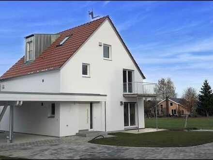 ERSTBEZUG: Modernes ökologisches Einfamilienhaus in bester Wohnlage mit Seeblick - Effizienzhaus 40