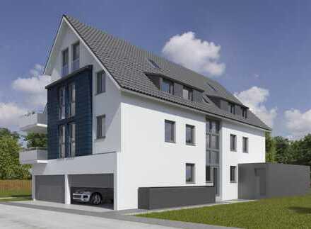 Maisonettewohnung mit Balkon und Dachterrasse
