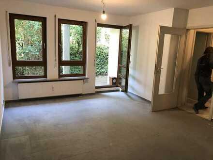 2-Zimmer-Wohnung mit Balkon und EBK in Stuttgart