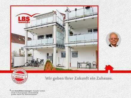 Eigentumswohnung in Offenbach, vermietet, EG