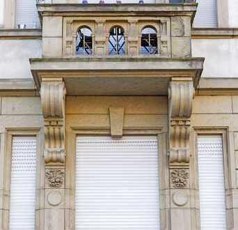 ... Stattliches Wohn- und Geschäftshaus, Denkmalschutzobjekt