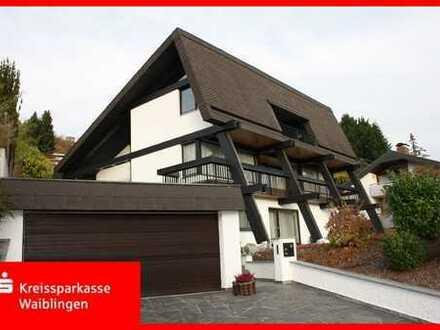 Architektenhaus mit herrlichem Ausblick