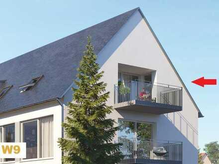 W9 / 2.OG, links - hochwertige NEUBAUWOHNUNG - anspruchsvolles Wohnen in schöner Lage