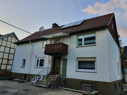Wunderschöne gemütliche 3-Zimmer Fachwerkwohnung zentral in Neuental-Gilsa