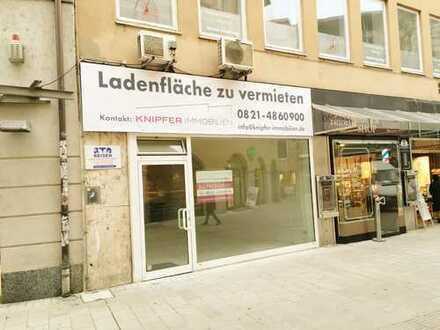 TOP-Lage in der Fußgängerzone - Annastraße - Ladenfläche zu vermieten!