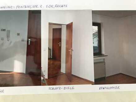 Attraktive, gepflegte 4-Zimmer-Wohnung zur Miete in Bottrop
