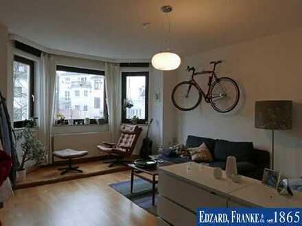 Interessante 3-Zimmer-Wohnung in begehrter Lage von Bremen-Schwachhausen