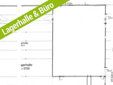 Lagerhalle / Produktionshalle + Büroanlage / *Provisionsfrei