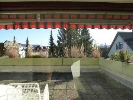 2-3-Zimmerwohnung am Lerchenbuckel mit 45 m² Terrasse